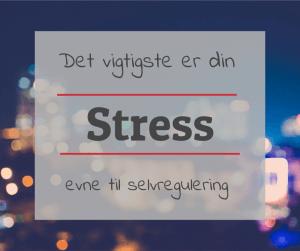 Vind en gratis stresstest og samtale
