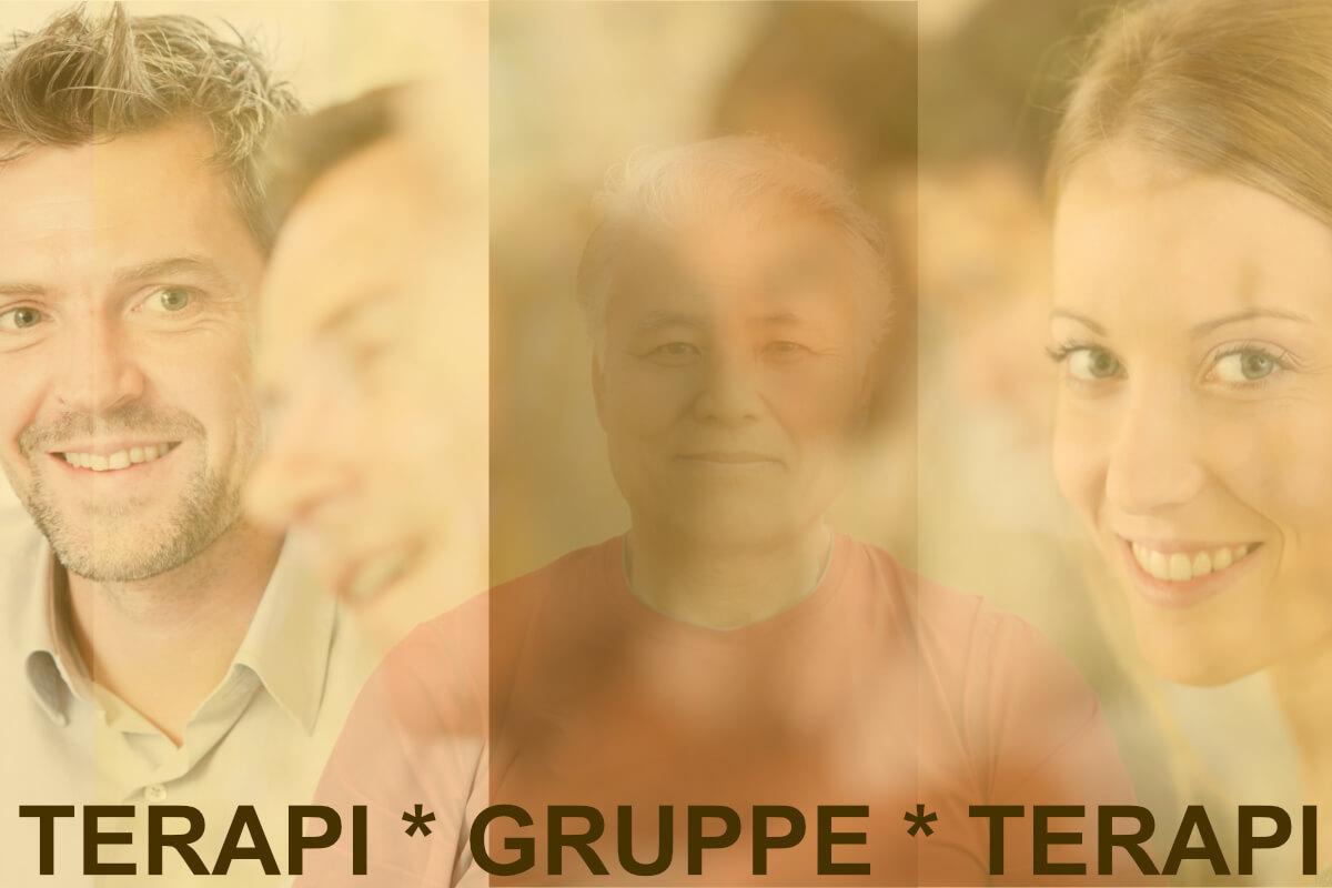 Gruppeterapi